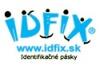 identifikačné pásky IDFIX